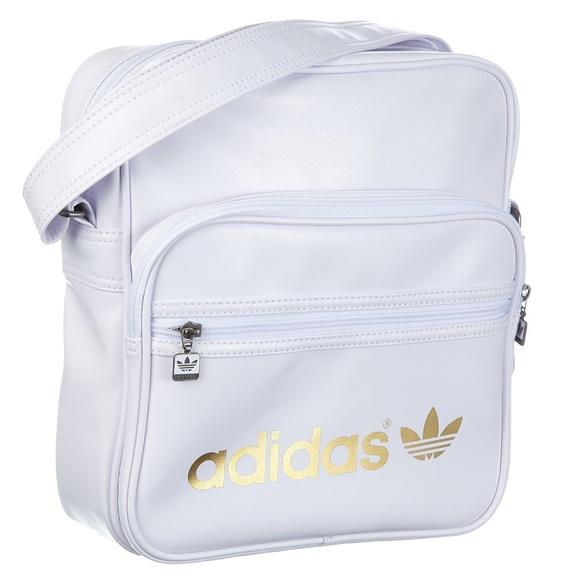 adidas Handbags - Vintage Adidas Original AC Airliner Messenger Bag 7ca51bf3c71f4